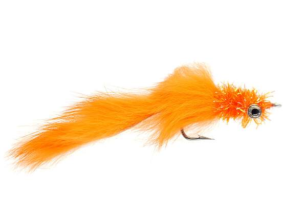 Tarpon Bunny Orange