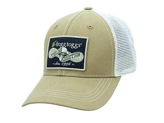Casquette frogg toggs FUELING THE ADDICTION