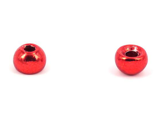 Billes tungstène - METALLIC RED - 10 pcs.