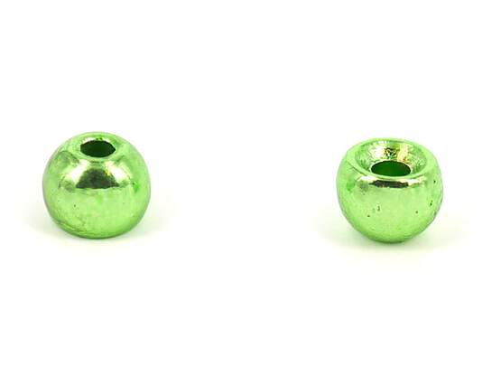 Billes tungstène - METALLIC GREEN - 10 pcs.