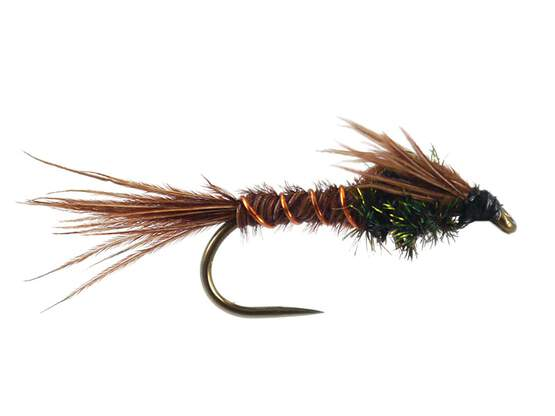 Peacock Pheasant Tail Nymph BL