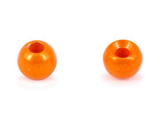 Billes tungstène - METALLIC ORANGE - 10 pcs.