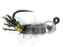 Ales TG Peeping Caddis Yellow BL 8