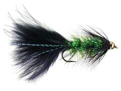 Wooly Bugger Cactus Chenille Fluo Green 10
