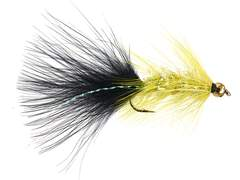 Wooly Bugger Cactus Chenille Fluo Yellow 10
