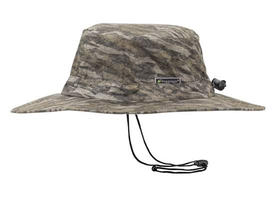 Chapeau imperméable frogg toggs BOONIE MOSSY OAK BOTTOMLANDS