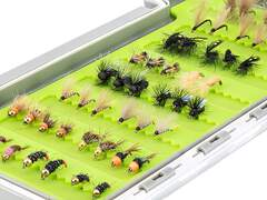 Sélection mouches hotfly OMBRE UNIVERSAL - 48 mouches...