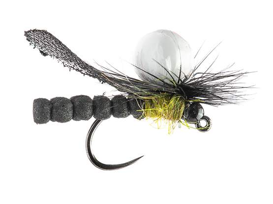 Caddis Black SPI 10 Barbless