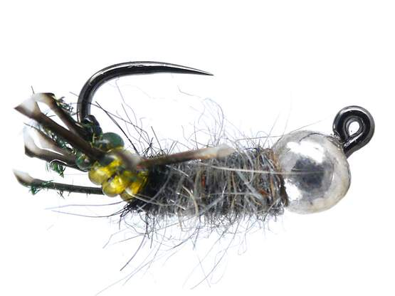 Ales TG Peeping Caddis Yellow BL