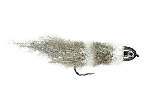 Smothy Baitfish White Grey