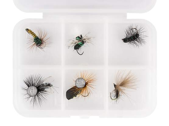 Sélection mouches hotfly TERRESTRIAL ESSENTIAL LTD - 6...