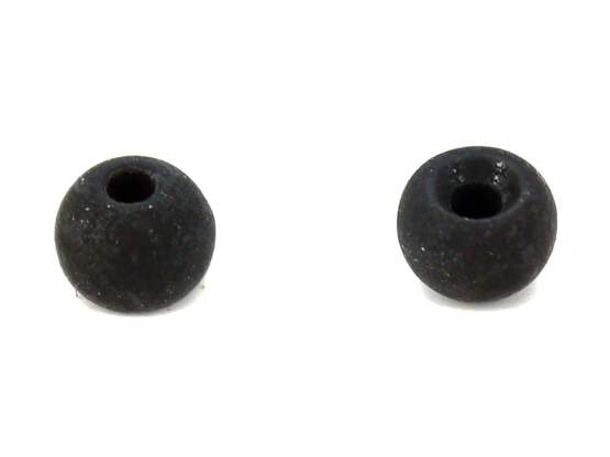 Billes tungstène - MATT BLACK - 10 pcs.