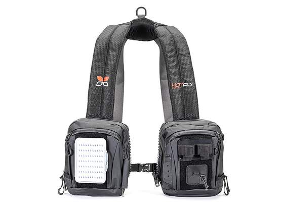 Sac FRONTPACK BLACK EDITION hotfly