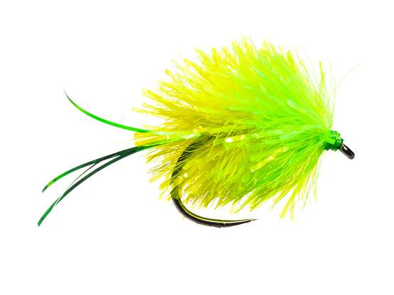 Blob Mix Fluo Chartreuse Yellow BL